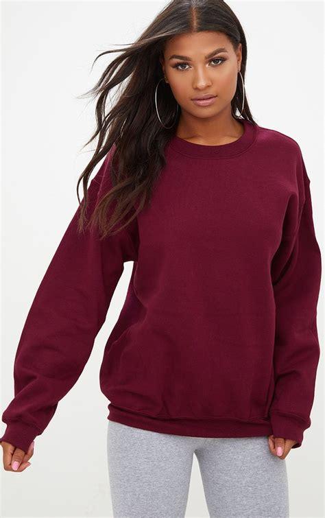 Womenu0026#39;s Sweaters u0026 Hoodies | PrettyLittleThing