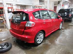 Parting Out 2009 Honda Fit - Stock   180180