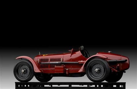 1931 Alfa Romeo 8c 2300 Johnywheelscom