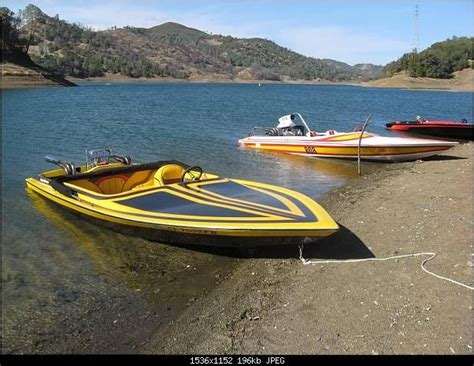 Wooden Jet Boat by Wooden River Jet Boat Plans