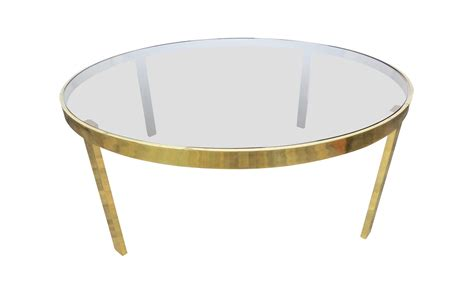 His designs were characterized by a this exquisite coffee table boasts a substantial piece of wood in the center which is covered in a 1/16 thin maple burl veneer (this is typical of baughman. 1960s Milo Baughman Brass and Smoked Glass Coffee Table - edgebrookhouse