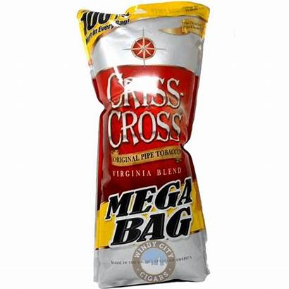 Criss Cross Blend Virginia Tobacco Bag Pipe