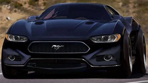 ford mustang concept amazing photo gallery