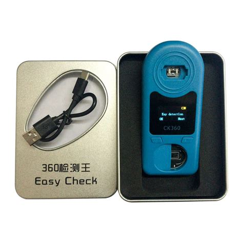 Easy Check Remote Control Key Tester For