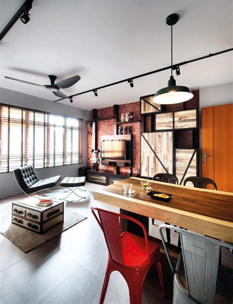 Tips For Eyecatching Feature Walls  Home & Decor Singapore