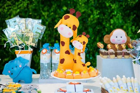 Safari Baby Shower Party Planning Ideas Supplies Idea