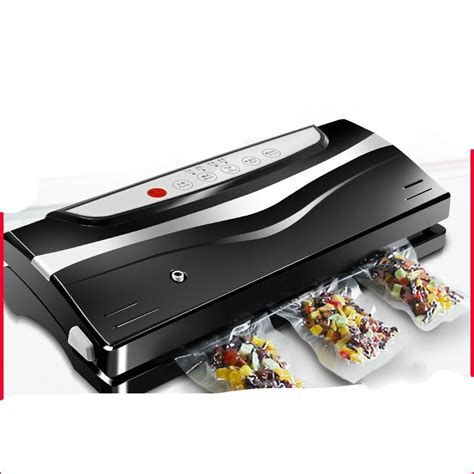 vacuum food sealers domestic packaging machine automatic plastic bag sealing small commercial