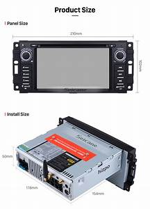 Android 7 1 Gps Stereo Dvd Bluetooth Navigation Radio For