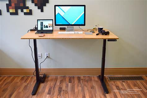 jarvis standing desk bamboo 12 best standing desks gearnova