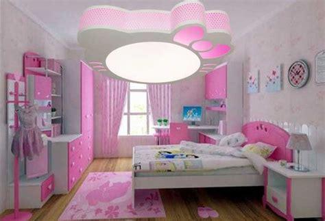 armoire pour chambre fille plafonnier chambre fille installation avec idée papier