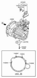 2013 Hyundai Sonata Parts Diagram