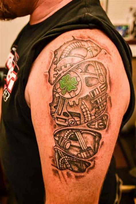unique mechanical tattoo designs  boys odd stuff magazine