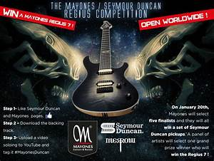 Mayones  Seymour Duncan Competition