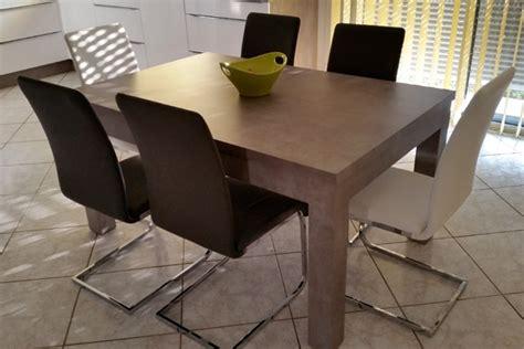 table de cuisine sur mesure table de cuisine sur mesure thézan lès béziers les