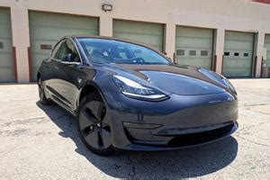 View Tesla 3 Quality Control Images