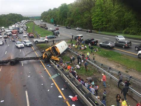 Driver, 77, Revealed In Fatal Nj School Bus Crash