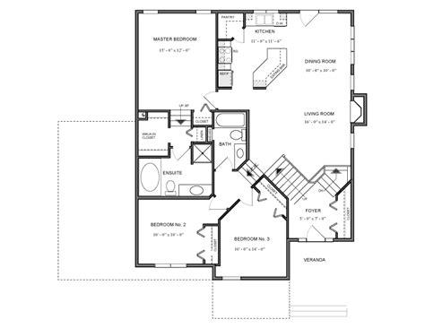 bi level house floor plans modified bi level house plans canada