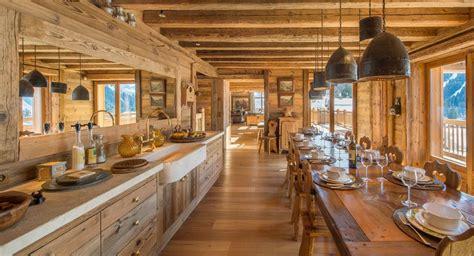 cuisine style montagne rideaux cuisine style montagne chaios com
