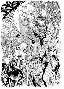 Harley Quinn And Joker By EduardoLeon On DeviantArt