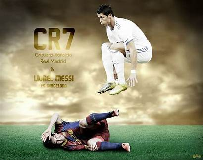 Ronaldo Messi Wallpapers Cristiano Backgrounds Lionel