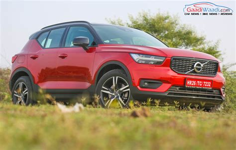 volvo xc won indian premium car   year