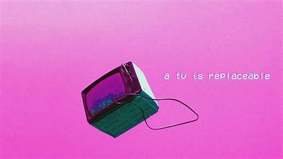 Vaporwave Background Tv Wallpapers Pink Depressing Truth