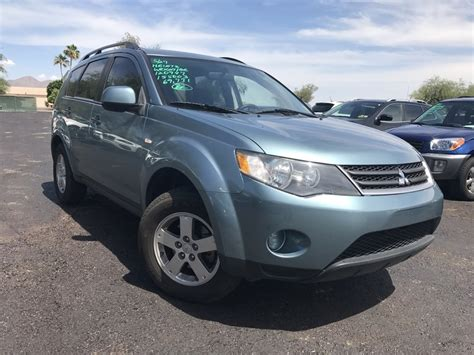 Green Mitsubishi by Green Mitsubishi Outlander For Sale Used Cars On Buysellsearch