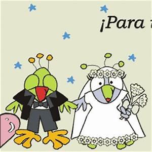 Bonitas tarjetas e imágenes animadas con frases de Felíz Día de tu Boda para dedicar Imágenes