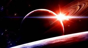 Red Outer Planets Space Wallpaper   Wallpaper Gallery