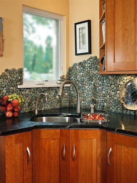 cool cheap diy kitchen backsplash ideas  revive
