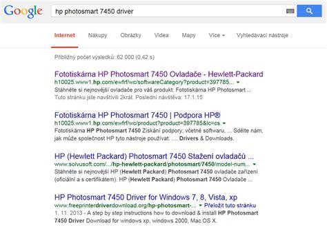 Download hp photosmart 7450 driver software for your windows 10, 8, 7, vista, xp and mac os. Jak vyhledat a nainstalovat ovladač tiskárny   Servis PC Kupka - Těrlicko