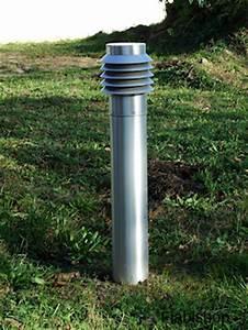 Puit Canadien Avis : borne de prise d 39 air dn 315 en galva pour puits canadien ~ Premium-room.com Idées de Décoration