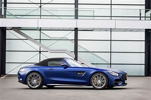 Mercedes AMG GT Range Updated With New Looks And