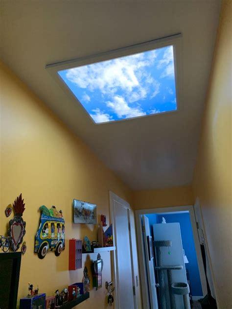 led skylight  sun beams skylens  dimmable led