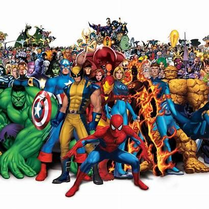 Marvel Superhero Lee Comics Character Characters Panther