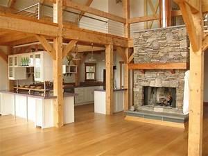 Nice, Wooden, House, Interior, Design, Idea