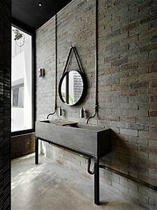 Waschbecken Retro Design : ba os de estilo industrial ~ Markanthonyermac.com Haus und Dekorationen