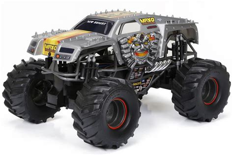remote control monster trucks videos new bright monster jam 1 10 scale remote control vehicle