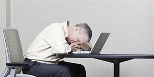 Most Workers Feel Tired At Work, Survey Shows