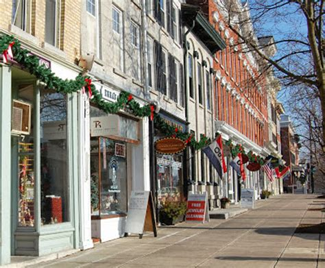 best small towns in new 50 best small town downtowns in america