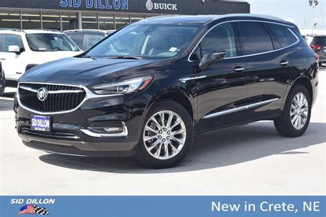 New 2019 Buick Enclave Spy Shoot