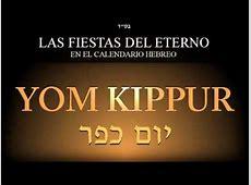 Yom Kippur Dia de Expiación YouTube