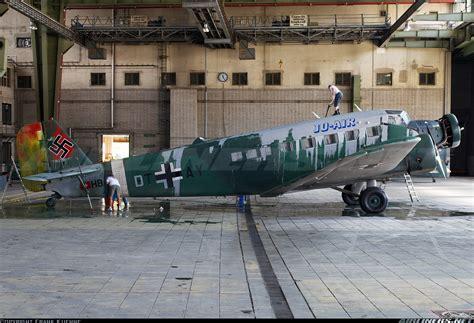 Junkers Ju-52/3mg4e - Ju-Air | Aviation Photo #1243292 ...