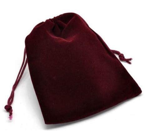 drawstring jewelry pouch ebay