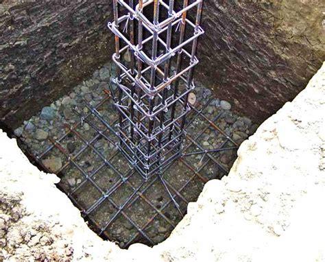 Pillar Foundation work - Viya Constructions