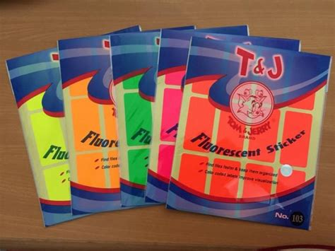 Distributor Alat Tulis Kantor Dan Stationary Label Tom