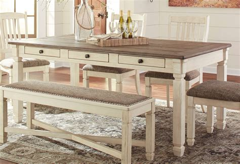bolanburg dining table dining tables dining room