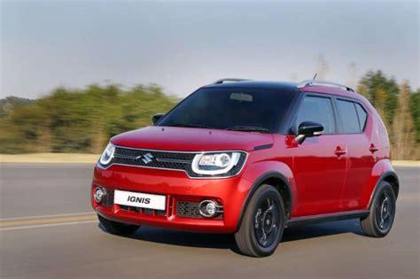 Suzuki South Africa by 2017 Suzuki Ignis Glx A T 1 2 New Launch In South Africa