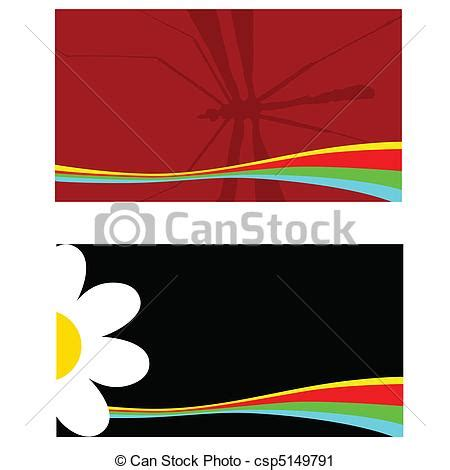 vector clip art   background  calling card