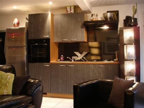 relooking cuisine bois relooking cuisine bois photos avant apres accueil design